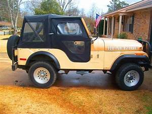 1985 Jeep Cj7 Wiring  Hello  I Recently Purchased A
