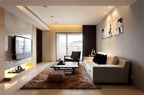 Modern Minimalist Decor With A Homey Flow by Modern Living Room Decor Interior Design Ideas