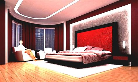 Bedrooms For Couples Red, I Belong To My Master Stunning