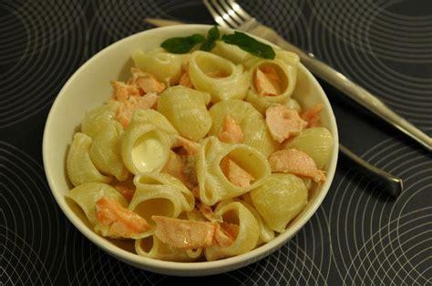 recette pate a pates recette p 226 tes au saumon
