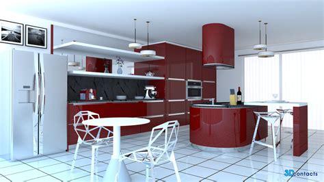 exemple de cuisine moderne decoration cuisine moderne