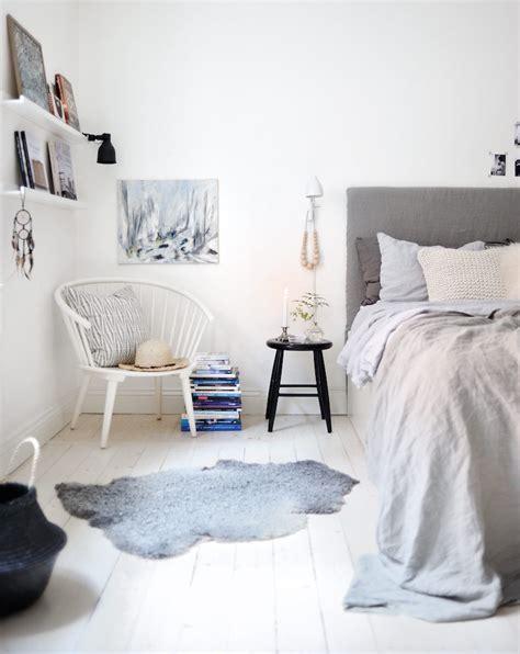 chambre fourrure déco chambre cocooning textures et autres astuces pour