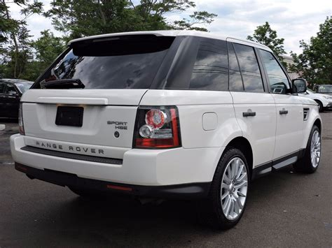 Used 2010 Land Rover Range Rover Sport Hse Lux At Auto
