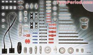 Lego 8287 Motor Box Set Parts Inventory And Instructions