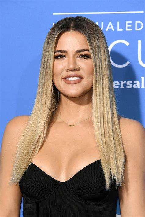 Khloe Kardashian Long Straight Cut - Khloe Kardashian Hair ...