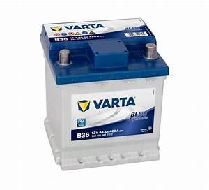 Varta Blue Dynamic 44ah : autobaterie 44ah varta blue dynamic b36 auto hot rek ~ Kayakingforconservation.com Haus und Dekorationen