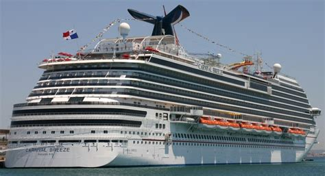 Carnival Cruise Breeze Internet | Detland.com