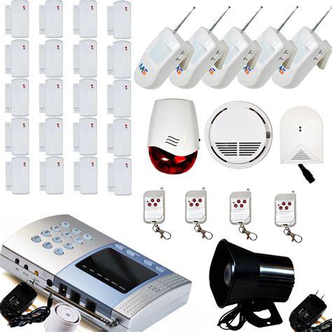 Aasv600 Wireless Home Security Alarm System Kit Diy
