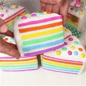 rainbow cake on Tumblr