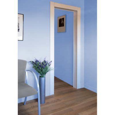 renover porte de placard cuisine kit d 39 habillage mdf pour bâti de porte à coller castorama