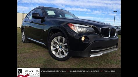 pre owned black  bmw  awd   depth review