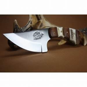 Couteau à Bois : couteau de chasse skinner fox n hound manche bois et bois ~ Edinachiropracticcenter.com Idées de Décoration