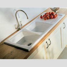 Sonnet Ceramic Double Sink