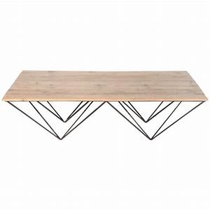 Xjpg for Geometric wood coffee table