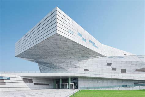 Taiyuan Museum Of Art, Designed By Preston Scott Cohen