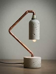 Lampen Selber Machen Zubehör : lampen aus beton betonlampe selber bauen lampe aus beton diy kreativ recycling lampen aus ~ Sanjose-hotels-ca.com Haus und Dekorationen