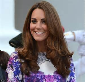Kate Middleton quizzed by young fan on her heat-proof hair ...