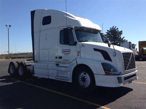 used volvo heavy duty trucks sale used heavy duty tractors trucks in oh for sale penske