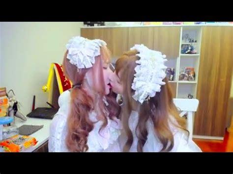 Japanese Girl Kiss Girl