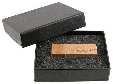 black cardboard  box packaging option  usb