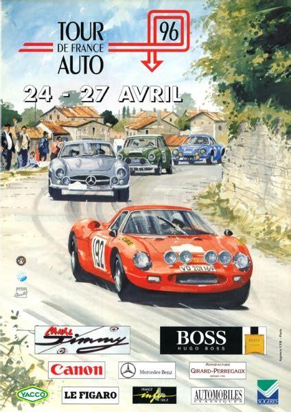 1996 tour de auto dacorsa - Tour De Auto