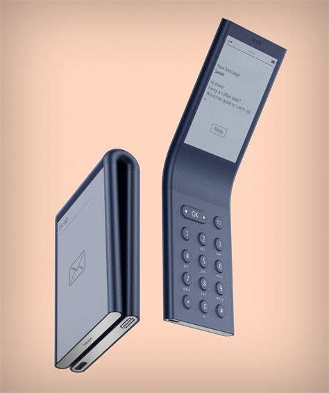 design a phone the world s prettiest dumb phone yanko design