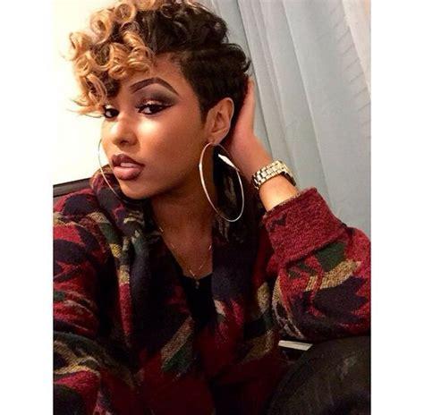 short hairstyles  black women short hairstyle ideas