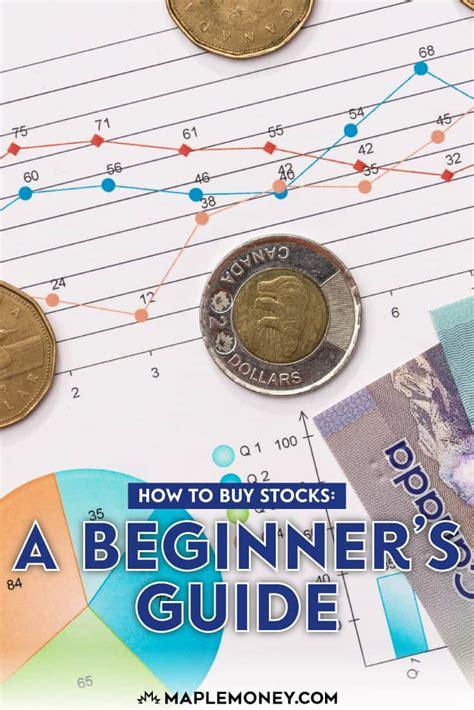 buy stocks  beginners guide  buying stocks