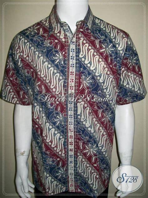 baju batik laki laki muda dewasa untuk kerja kantor ld578ctc l toko batik 2019