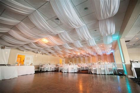 wedding ceiling draping fabric it s going to suggestions on how to fancy up the