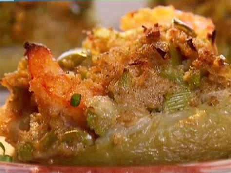 mirliton cuisine shrimp stuffed mirliton recipe paula deen food