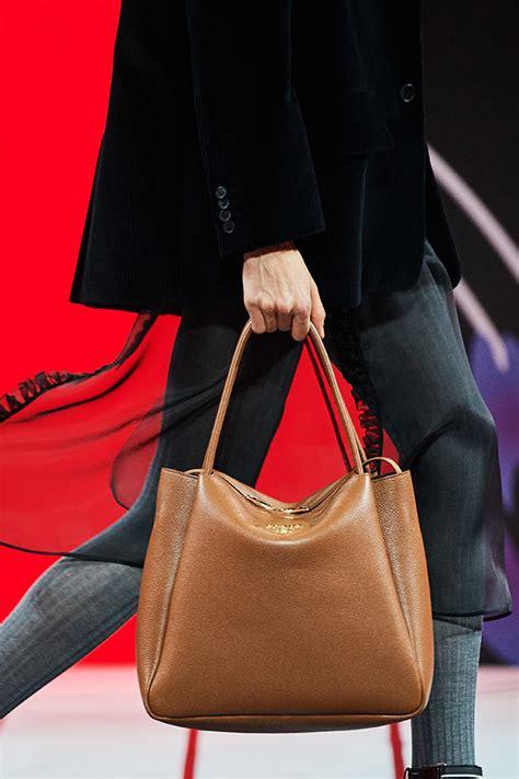 prada fall  runway bag collection bragmybag