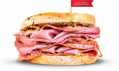 Smoked Meat Sandwich Beef Sandwiches Cheese Deli