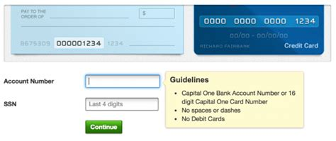 Capital One Venture Credit Card Login  Make A Payment