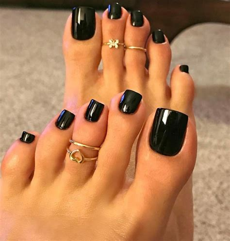 summer toe colors trust in black nail design summer and matching toenails