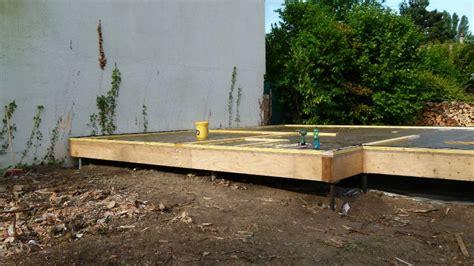 plancher bois album photos construction d une maison ossature bois