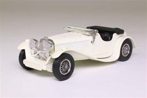 Models of Yesteryear Y-1/3; 1936 Jaguar SS100; Open Top ...
