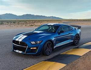 Ford's New Shelby GT500 Tops GT by 113 Ponies | TheDetroitBureau.com