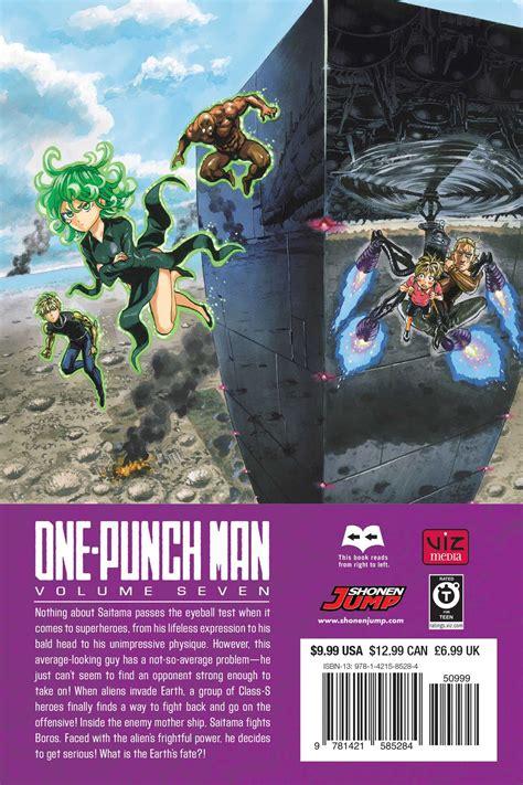 punch man manga volume