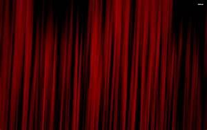 Red velvet wallpaper wallpapersafari for Velvet curtains background