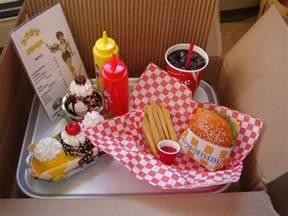 1950s Diner Food