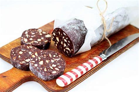 Neticami garšīga šokolādes desa   Desserts, Food, Sweet