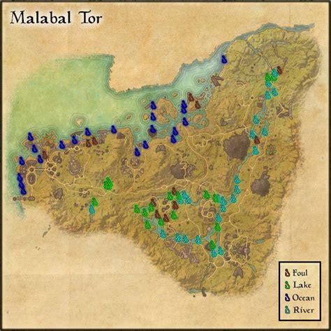 fishing tor malabal scrolls elder maps foul guide auridon ultimate wiki dominion aldmeri holes teso guides bass arowana fextralife elderscrollsonline
