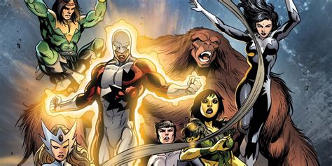 Alpha Flight: North of 20 Facts About the Canadian X-Men ...