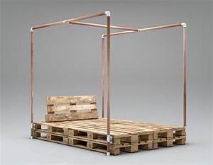 Bettgestell Holz 140x200 : bettgestell 140x200 selber bauen bett auf kommoden bauen innenr ume und m bel ideen ~ Indierocktalk.com Haus und Dekorationen