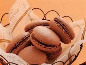 チョコレート:チョコレートのマカロン