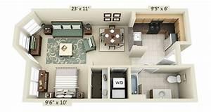 Studio apartment floor plans for Studio apartments plans