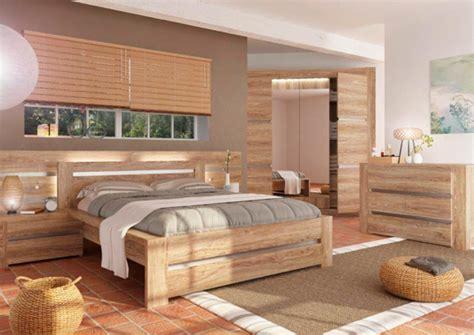 ikea chambre a coucher environnement lit 140 160 natura chene blond