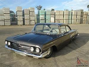 1960 Chevy Biscayne Suit Buyer OF BEL AIR V8 Cruiser Mustang Dodge USA Show Drag