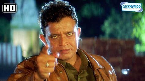 Mithun Chakraborty Saves A Girl [hd] Mard [1998] Funny